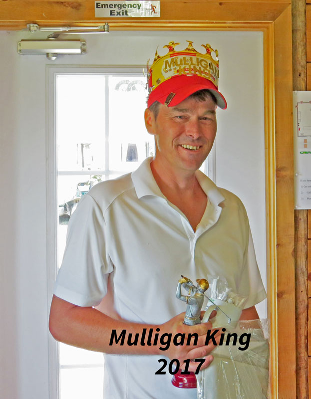 Mulligan King 2017 Quentin Halliday